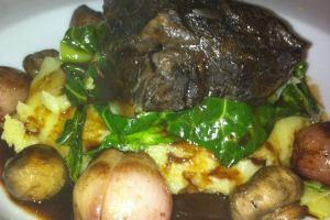 Dorset Longhorn Beef Cheek for Taste of Dorset Night
