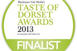 Taste of Dorset Award 2013
