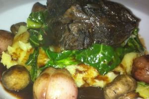 Dorset Longhorn Beef Cheek for Taste of Dorset Night