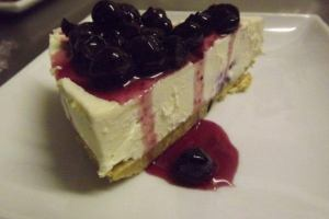 Wimborne Blueberry Cheesecake