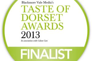 Taste of Dorset Award 2013